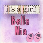 Bella's Baby Book